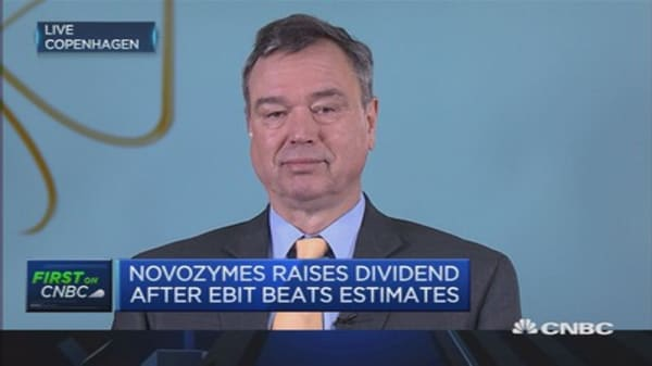 Bio energy in the US is a concern: Novozymes CEO