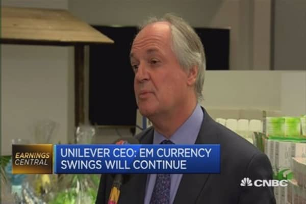 Income disparity is a worry: Unilever CEO