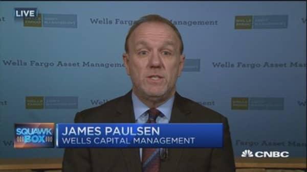 Jim Paulsen: Why I'm more positive on stocks