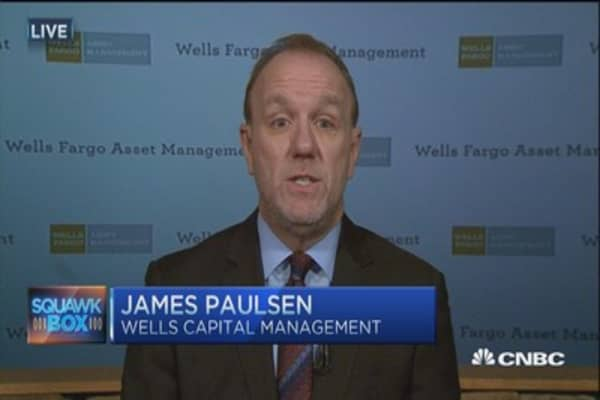 Jim Paulsen: Why I'm more positive on stocks