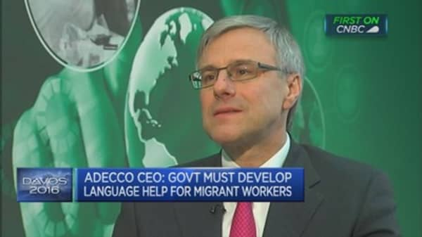 Need to tackle talent mismatch issue: Adecco