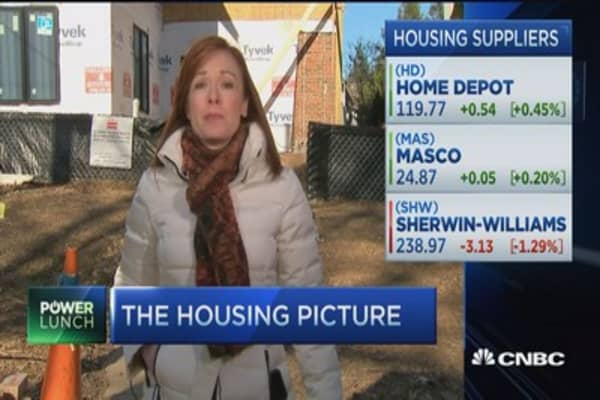 The housing picture