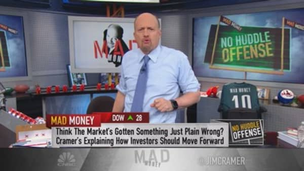 Cramer: The market's dead wrong about these stocks