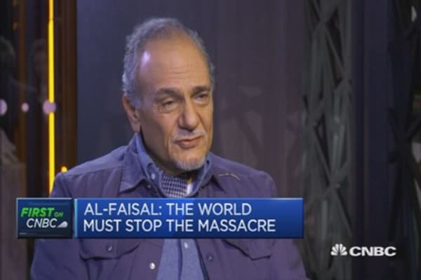 Iran must fix its act: Al-Faisal