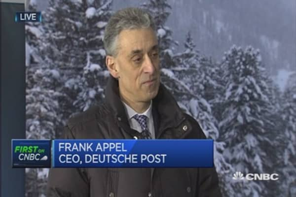 We are excited for change: Deutsche Post CEO
