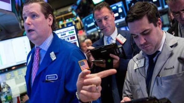 Stocks set for another rout on crude tumble