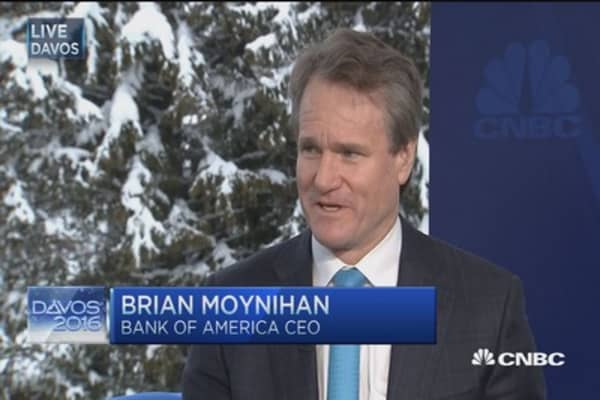 BAC CEO: Consumers continue to spend