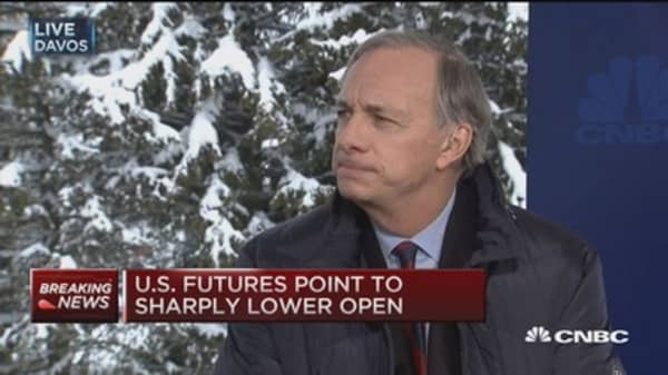 Ray Dalio: Asymmetric risk around the world
