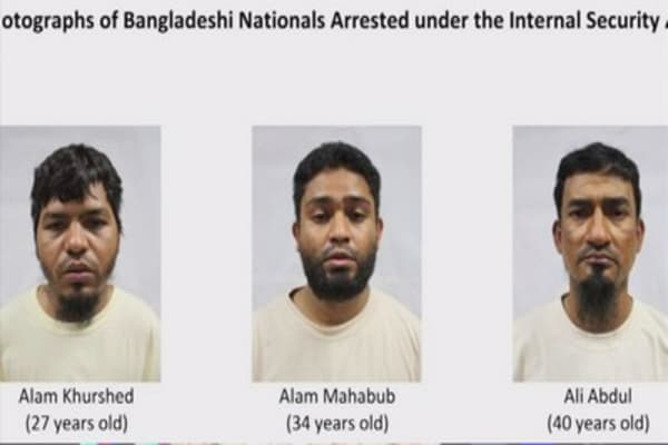 Singapore arrests 27 Bangladeshis on terrorism suspicions