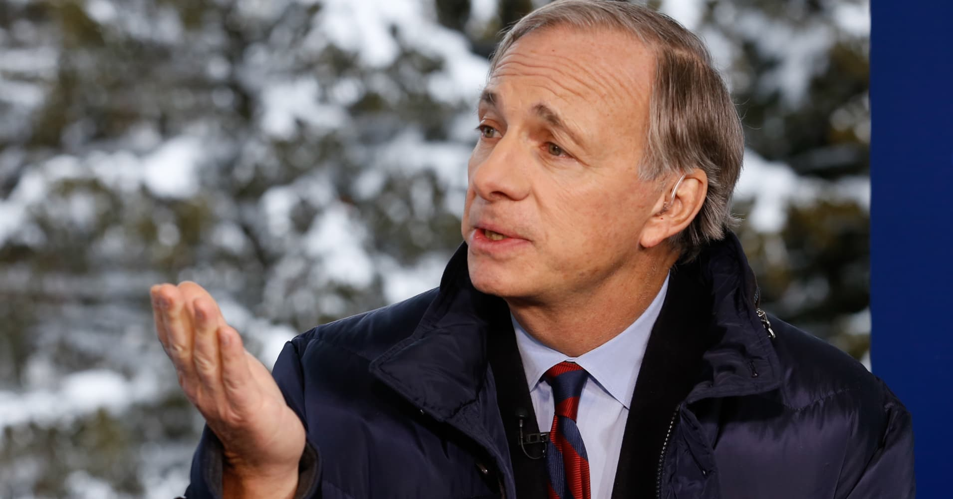 """ray dalio The chairman and co-chief investment officer of bridgewater associates introduces his new book, """"principles: life and work."""