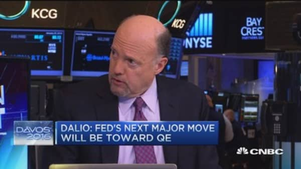 Cramer: Fed might have to add more liquidity