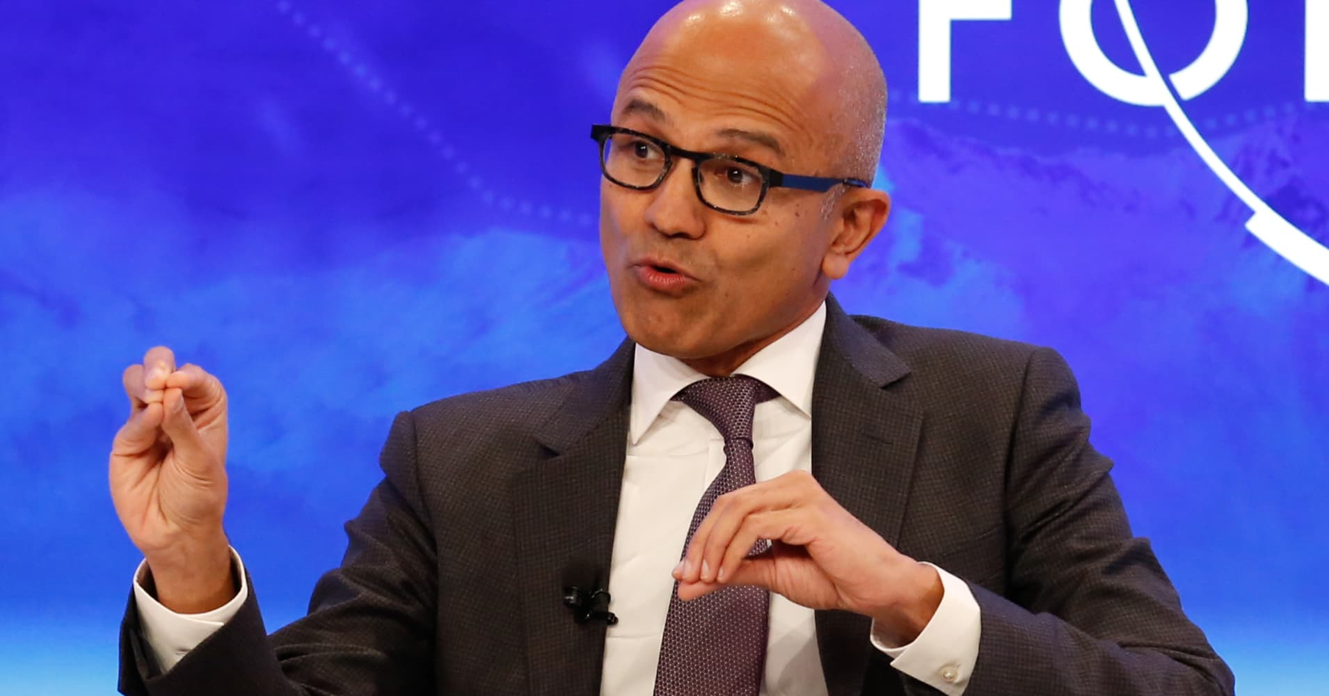 Microsoft CEO: Office 365 growth opportunity 'a lot bigger than anything we've achieved'