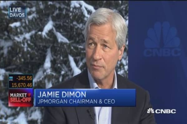 Jamie Dimon: When markets are this bad ...