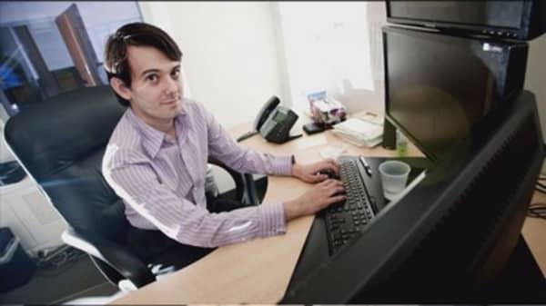 Martin Shkreli is seeking new lawyers