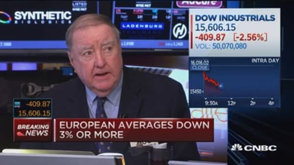 Art Cashin: Recession concerns are warranted