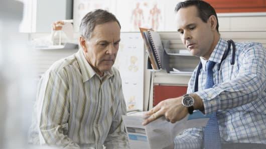 healthcare doctor patient