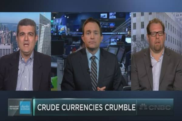The threat posed by emerging market currencies