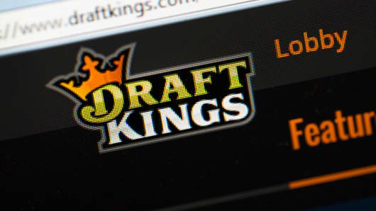 The fantasy sports website DraftKings