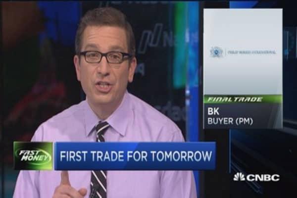 Final Trade: Microsoft, NorthStar, Macy's & more
