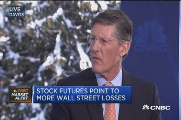 Citi CEO: Markets are 'repricing'