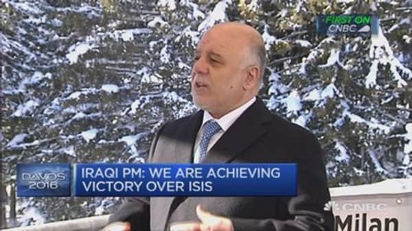 'Daesh was only done through Turkey': Iraq PM