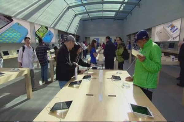 Apple wants to open flagship store in India