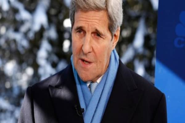 Sec. Kerry: Iran deal makes US safer