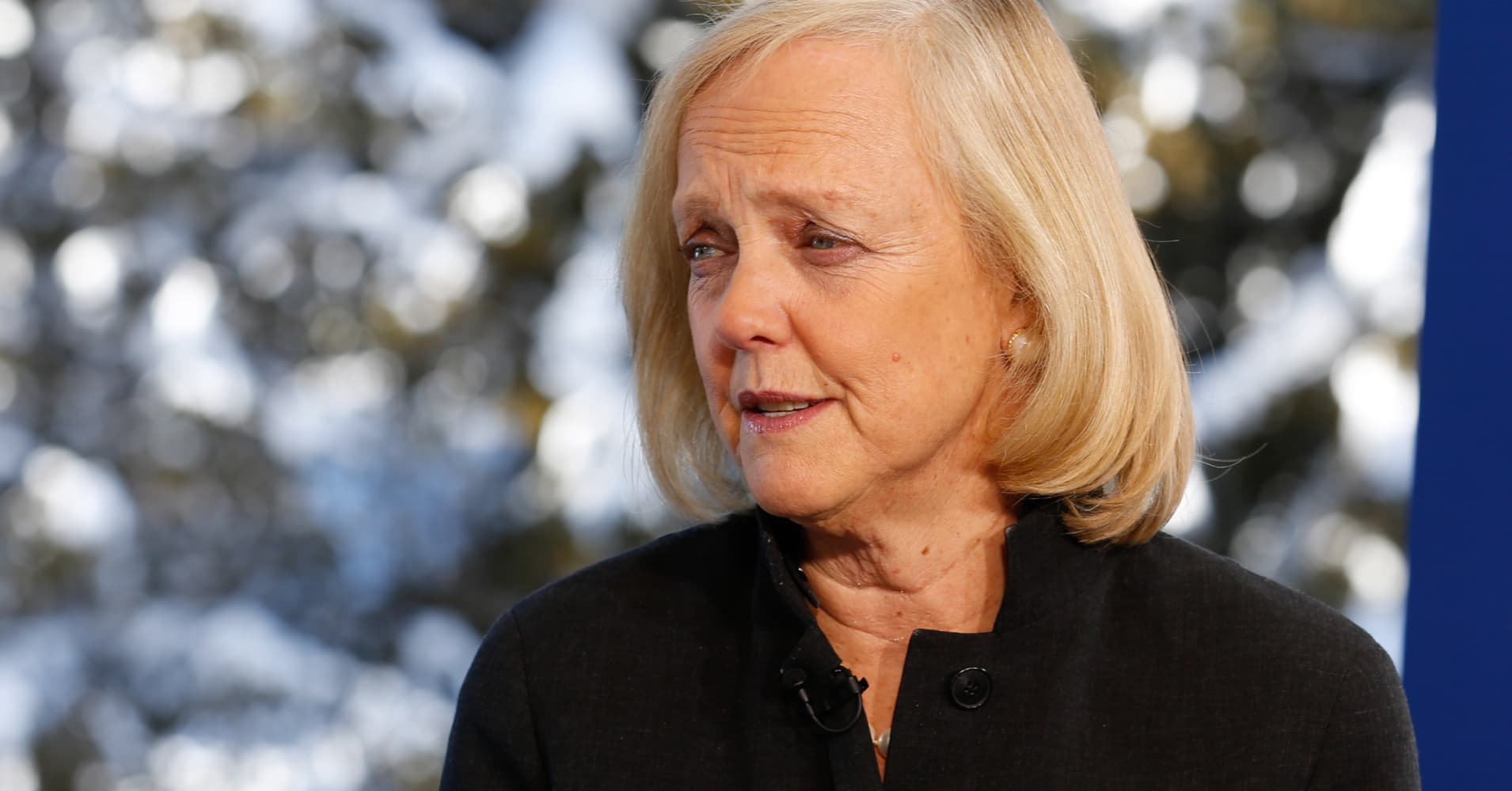 mag whitman 11:39 am et tue, 7 aug 2018 meg whitman, newtv ceo and former hewlett-packard ceo, and jeffrey katzenberg, newtv founder and dreamworks animation co.