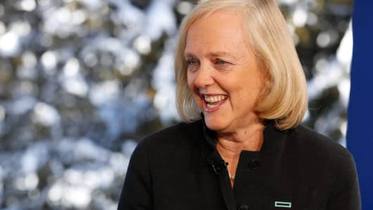 HPE stock jumps as the company beats earnings expectations