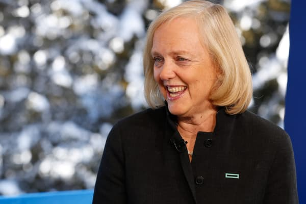 Watch CNBC's full interview with Quibi CEO Meg Whitman