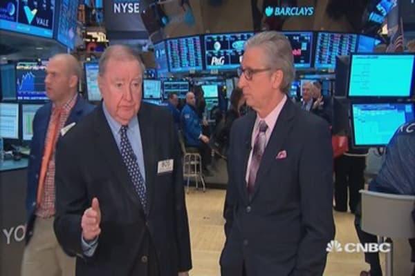 Cashin: Market oversold for days