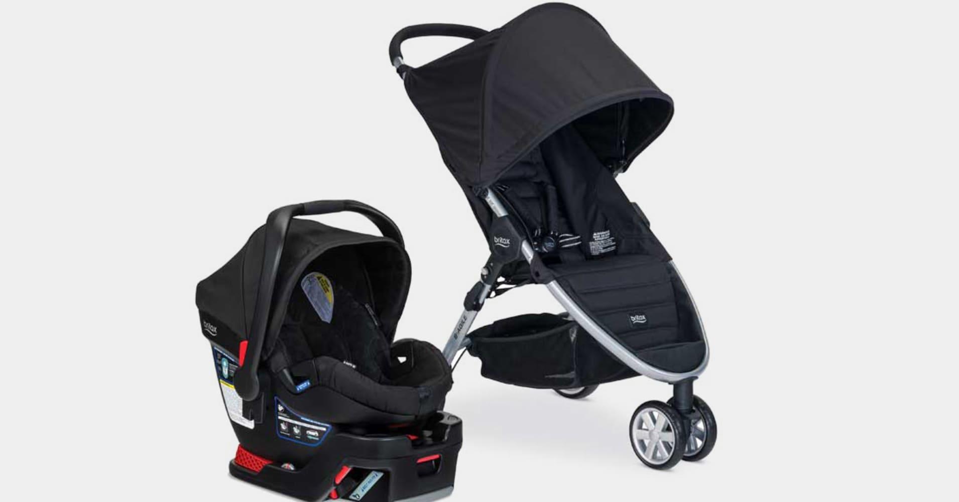 Britax Recalls Over 207k Infant Seats Due To Choking Hazard