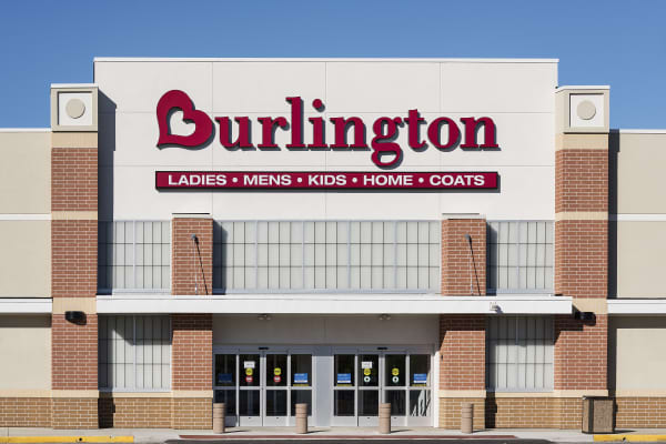 Burlington Coat Factory store