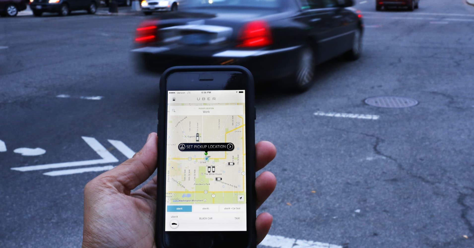 Ride-hailing vs. car ownership: Here's which really costs more