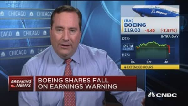 Boeing to cut 747 production in half