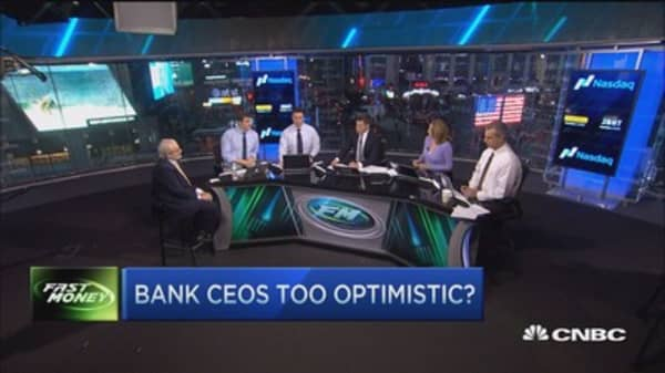 Stockman: We are at peak debt headed for a recession