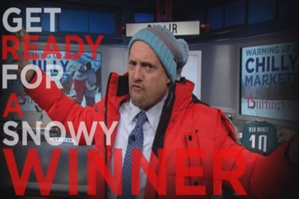 Cramer Remix: Snow storms could make this stock a winner