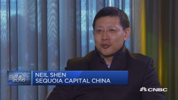 China's burgeoning tech sector