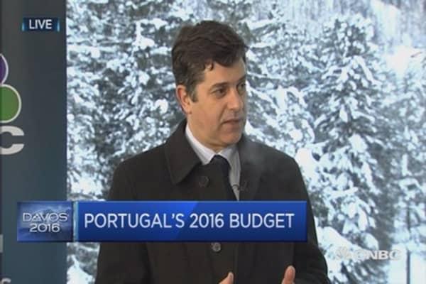 There's investor confidence in Portugal: Econ. min