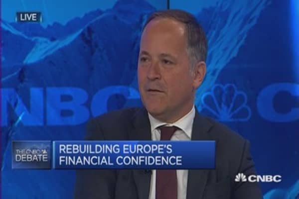 Market are not right or wrong: ECB's Coeuré