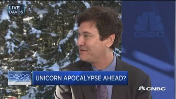 Unicorn risk/reward 'out of control': Pro