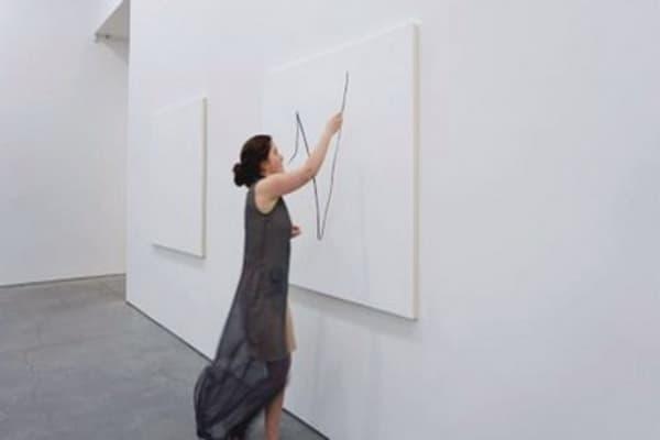 Artist turns market mayhem into $10k paintings