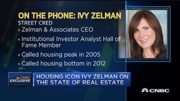 Zelman: Housing market doing okay
