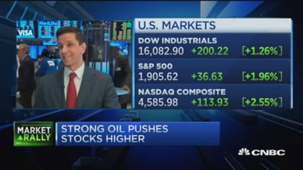 Oil can't stay this low: Pro