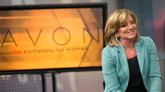 Sheri McCoy, CEO of Avon