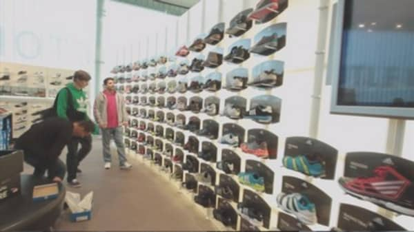 Adidas to end IAAF sponsor deal