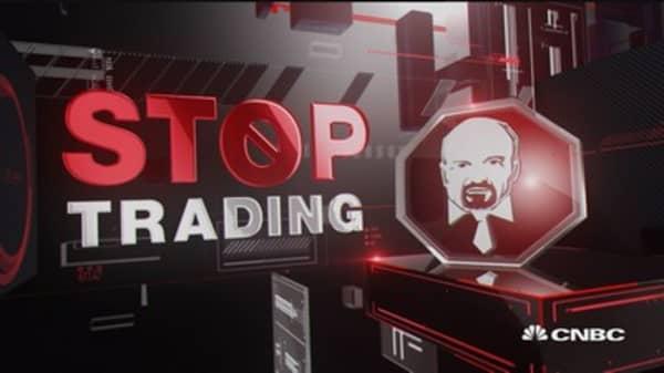 Cramer's Stop Trading: International Paper