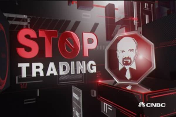 Cramer's Stop Trading: International Paper