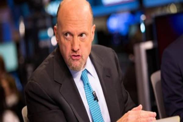 Cramer: MCD's Easterbrook 'just starting'