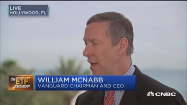 2016 won't be a repeat of 2008: Vanguard CEO